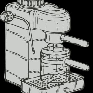 House hold things   coffee machine Thumbnail