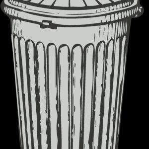 House hold things   trash can Thumbnail
