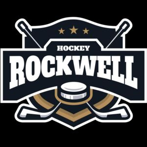 Rockwell Hockey logo template Thumbnail
